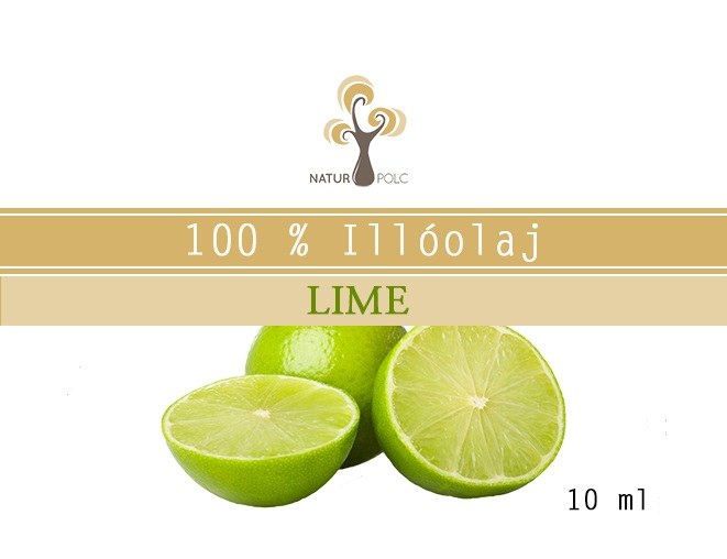 Lime Essential Oil, 10 ml