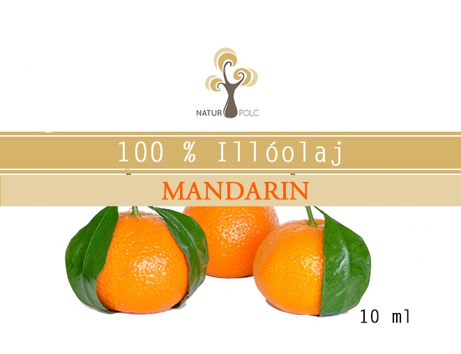 Mandarin Essential Oil, 10 ml
