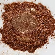 Natural Mica Pigment Powder, Bronze 10 gr