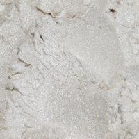 Natural Mica Pigment Powder, White 10 gr