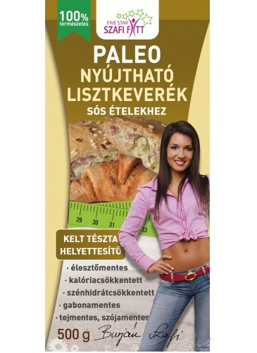 Szafi Reform Paleo Dough pastry flour-mix, for SALTY 500 g