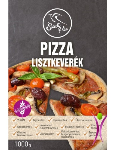 Szafi Free Pizza Mix 1kg