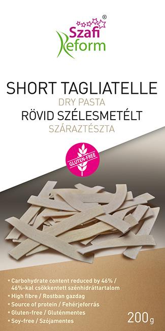 Szafi Reform Short Tagliatelle dry pasta 200g