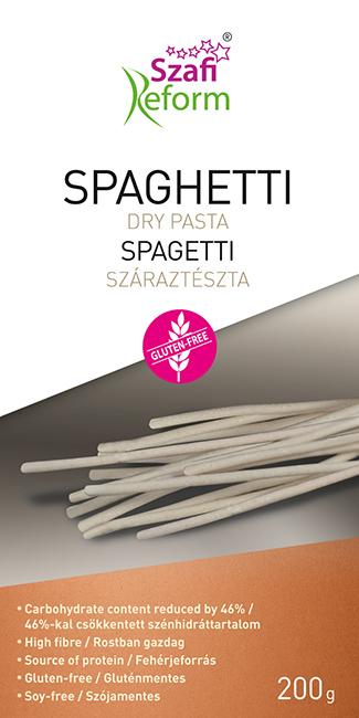 Szafi Reform Spaghetti dry pasta 200g