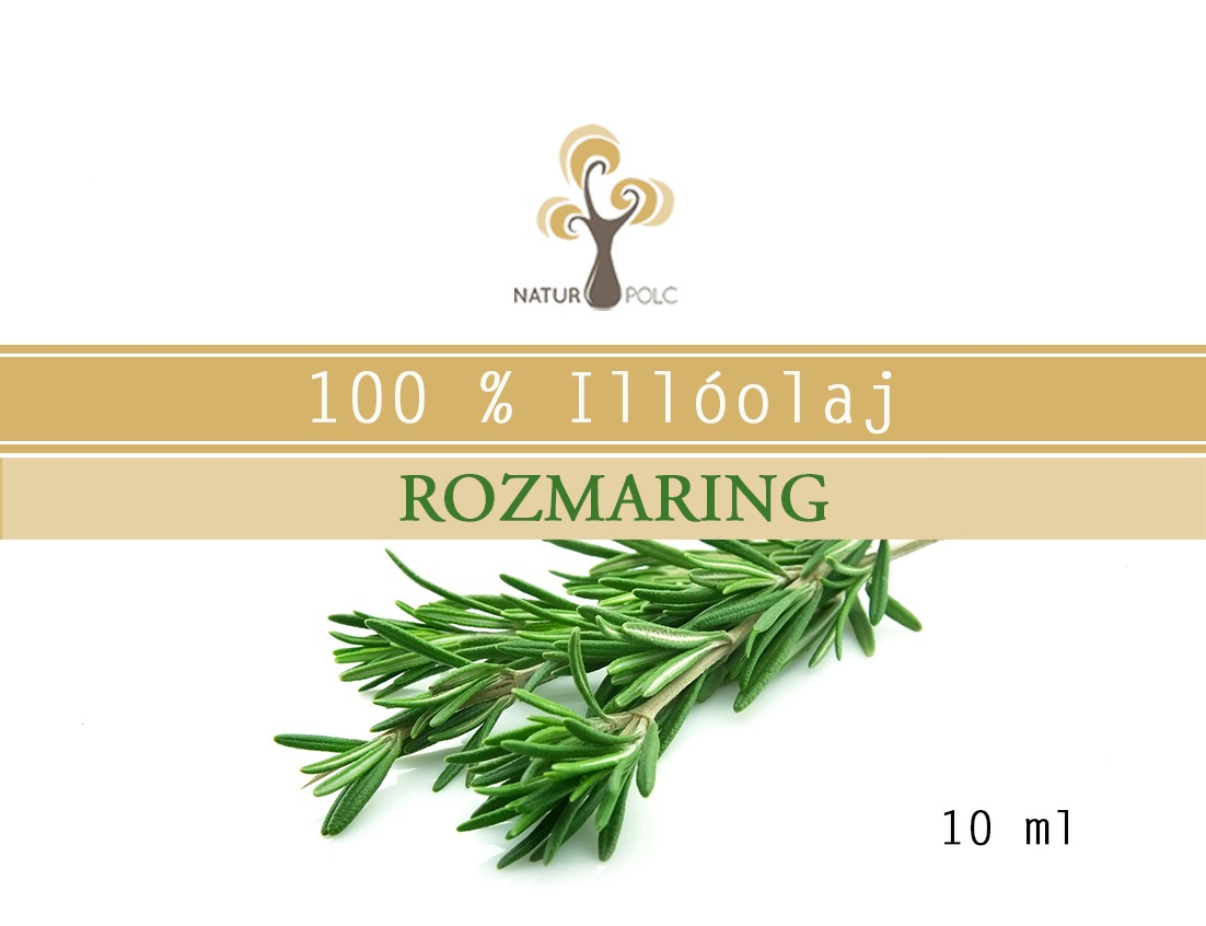 Rosmary Essential Oil, 10 ml