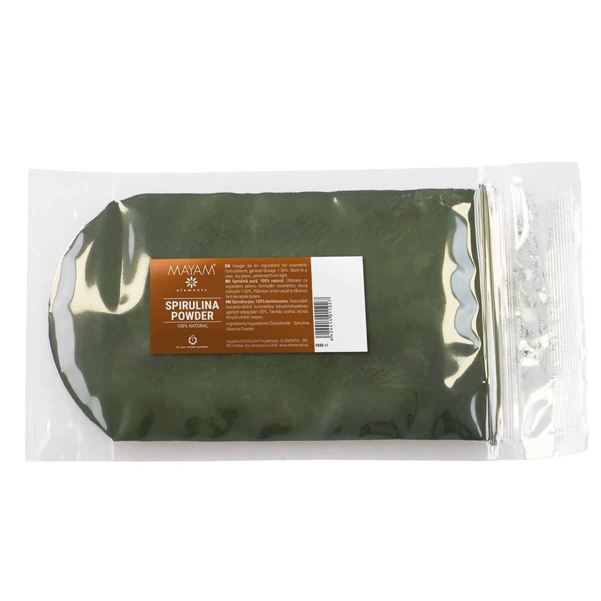 Spirulina powder 50g (cosmetic use)