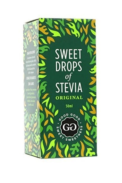 Sweet Drops of Stevia 50ml