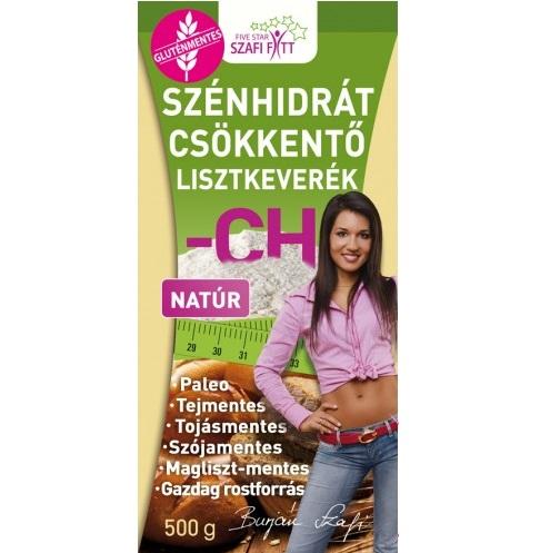 Szafi Reform Low-carb, glutenfree flour mix, 500gr