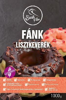Szafi Free Donut Mix 1kg