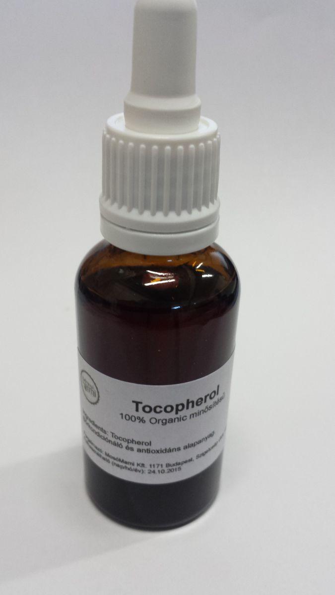Tocosterol C 30 ml, Vitamin E complex, 100% organic