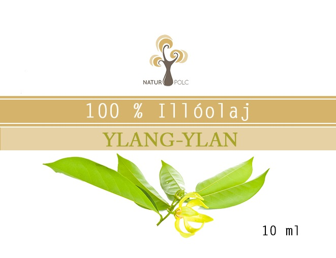 Ylang-Ylang Essential Oil, 10 ml