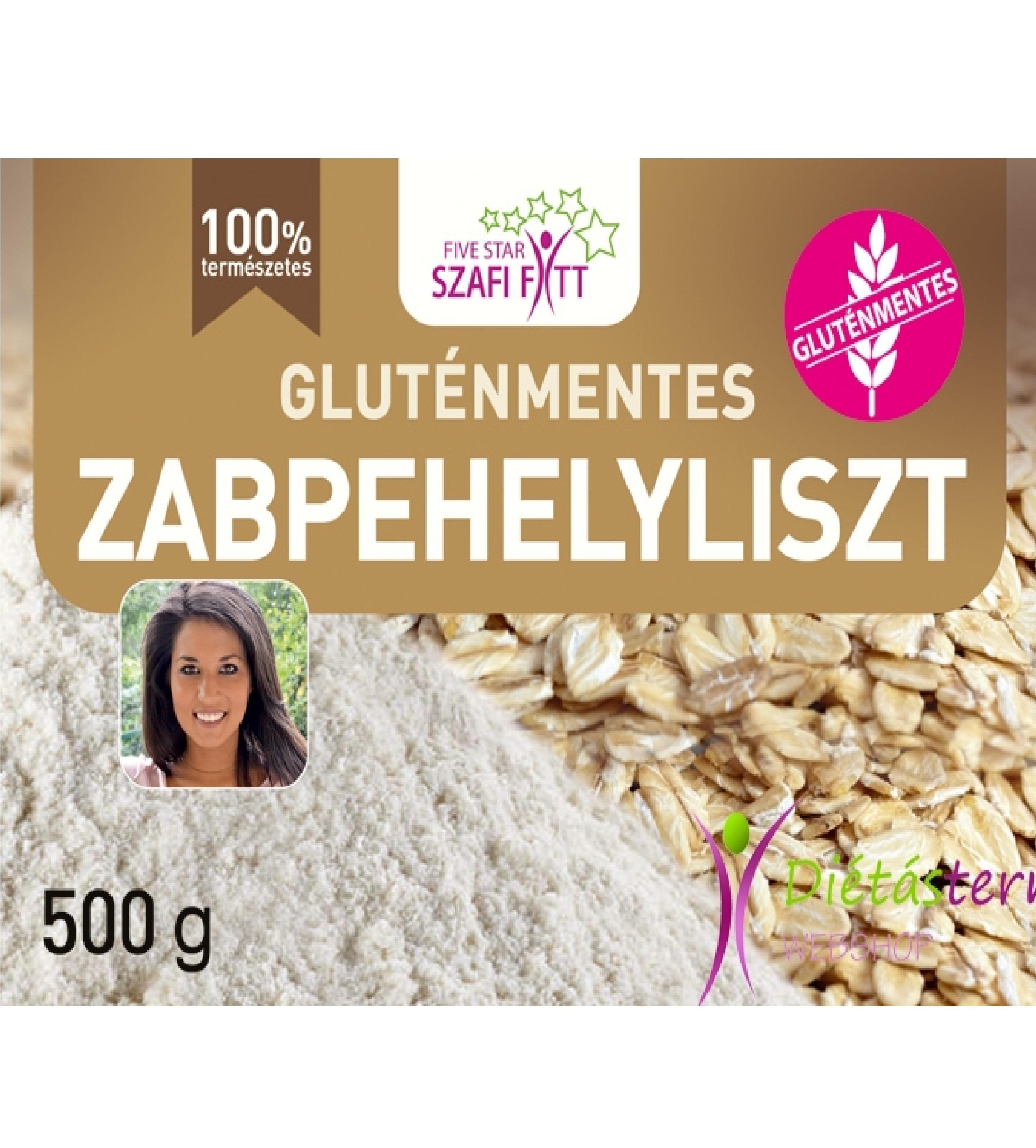 Glutenfree oatmeal flour 500g